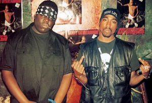 Biggie & 2Pac - TV crime drama