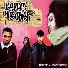 Souls Of Mischief - 93 'Til Infinity - 1993